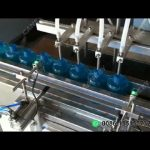 Juice Bottle Sorting and Filling Machine