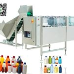 bottle sorting machine for round flat square bottles arranging equipment suppliers