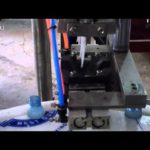 spray bottle filling plugging capping 3 in 1 machine auto liquid filler plugger capper machinery