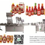 Intruction on adjusting screw capping nozzles for rotary lid tightening machine