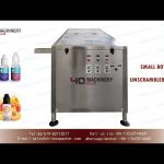 bottle sorting systems for 10ml small bottle|vial unscrambler machine