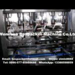 5L, 10L bottle washing, filling and capping machine
