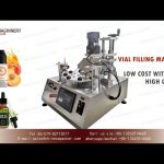 how to use peristaltic pump liquid filling machine for e juice|rotary 10ml chubby gorilla filler