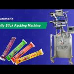 Automatic Jelly Stick Packing Machine, Ice Lolly Packaging Machine