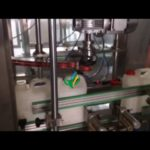 automatic one head lid capping machine cover capper  автоматическая покрывая машина