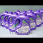 Automatic double sides labeling machine for Laundry detergent bottles two sided labeller