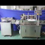 automatic vial liquid filling cap-screwing machines for bottles filler and capper system