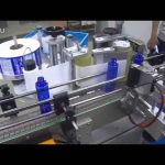automatic round bottle labeling machine with date printing system sticker labeler solutions