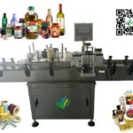 how to thread label for round bottles labeling machines sticker bottle labeler meaisín lipéadú