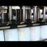automatic filler machine for thick liquid filling capping equipment inline paste fill solution