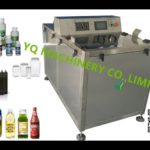 Automatic Plastic Bottle Rotary Unscrambler round oval flat bottles sorting machine for Robert