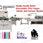 vape juice filler for chubby gorilla bottle unscrambler filling capping labeling and boxing machines