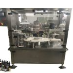 10ml e liquid filling line bottle unscrambler filler stoppering cover capping labeling box packing m