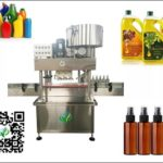 Sprayer bottle spindle capping machine inline lid cover screw euqipment for Scott