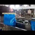 full automatic big size bag filling and sealing machine