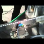Electronic Cigarette Liquid Filling Capping Machine E- Liquid Filler E- Cigarette Oil Fill System