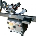 horizontal labeler adhesive tube labelling machine for pen label applicator vials labeling system