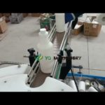 inline bottle filling machine suppliers for gravity type four head liquid filling and cap sealer