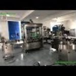Shampoo Bottling Line Body Wash Filling Cover Capping Machine And Bottle Collector
