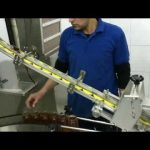Automatic Honey Filling, Capping and Labeling Line