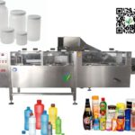 Automatic bottle unsrambler machine testing video of 480g flat bottle for Michael
