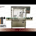 Automatic capping machine for chubby gorilla bottle YQ machinery E liquid plastic bottle capper
