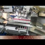 automatic flat label applicator for bottle box pouch| flat surface labeling machine