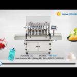 Bespacker GT4T-500 Auto hand soap filling machine with nozzle rising fill SQ13688-063