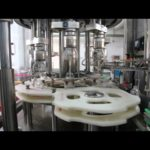 High speed Hand sanitizer filling capping machine in-line filler system solution