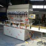 automatic corrosion protection filling and scew capping machine for liquid bottling prodction line