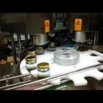 Automatic Vacuum Capping Machine for Glass Jars Screw Capper System manufacturer