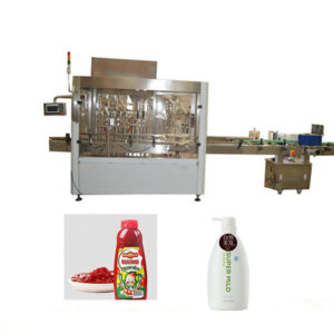 Automatic Nail Polish Remover Filling And Capping Machine