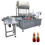 High Filling Precision Cooking Oil Packaging Machine