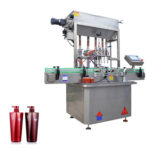 Manufacturing Automatic Liquid Filling Machine For Engine Oil