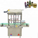 Good Quality Glass Bottle Strawberry Sauce Filling Line