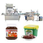 Piston Type Oil Bottling Machine From China Factory