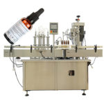 Automatic Piston Filling Herbicide Machine For Chemical
