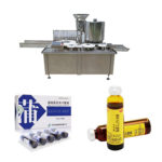 Automatic E Liquid Filling And Capping Machine
