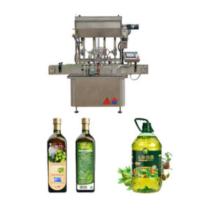 Fully Automatic Oil Viscous Filling Machine