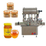 Automatic Approved Peanut Butter Filling Machine