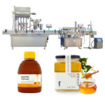 Competitive Price Automatic Oil Bottling Machine