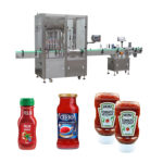Perfect Automatic Olive Cooking Oil Bottle Filling Line