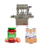 Automatic Hand Wash Filling Capping Labeling Machine