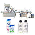 Automatic Toilet Cleaning Liquid Filling Machine