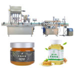 Automatic Cooking Edible Vegetable Oil Filling Machine