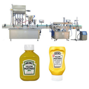 Pet Bottle Oil Packing Machines
