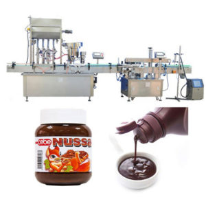 Flax Seeds Oil Filling Equipment