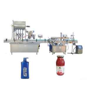 Hand Cosmetic Filling Machine