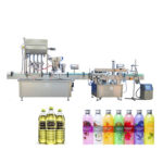 Automatic Lubricant Oil Filling And Packing Machine