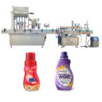 Ldp Bottle Chemical Filling Machinery